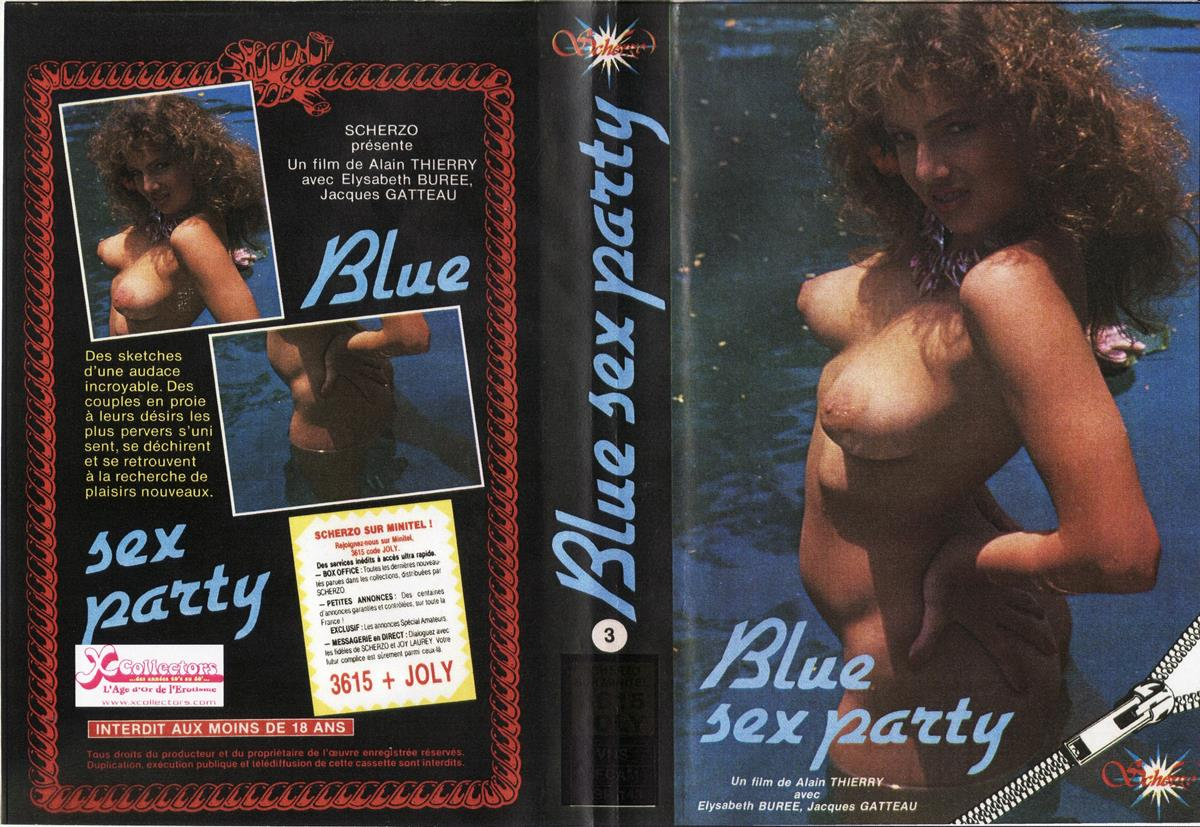 Blue Sex Party