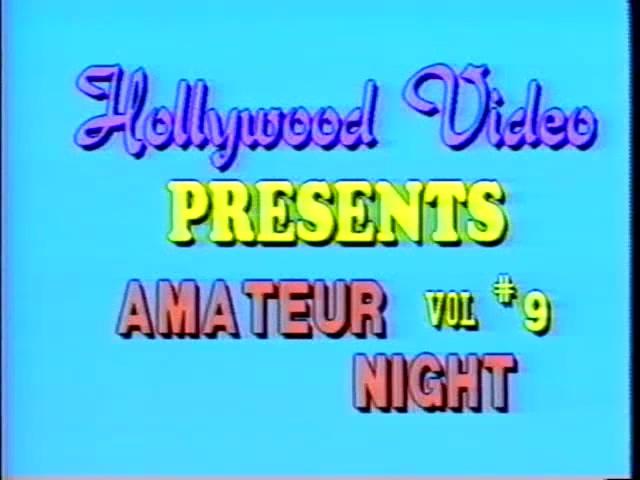 Amateur Night 9