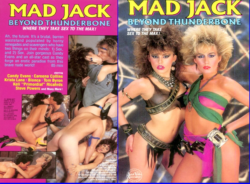 Mad Jack Beyond Thunderbone