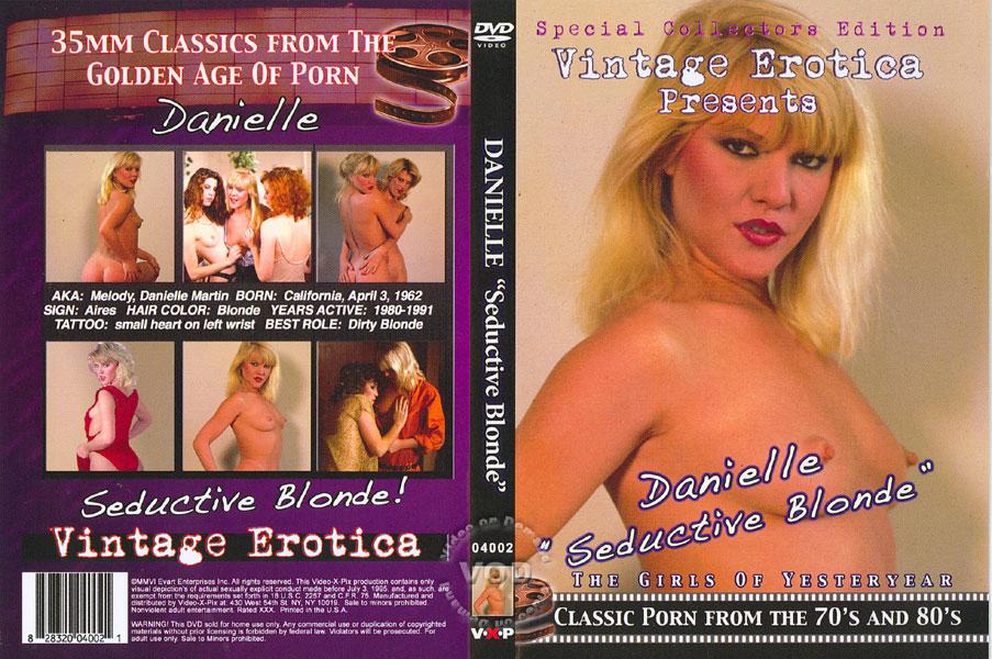 Danielle - Seductive Blonde