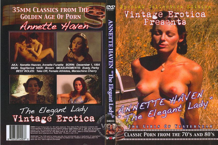 Annette Haven The Elegant Lady