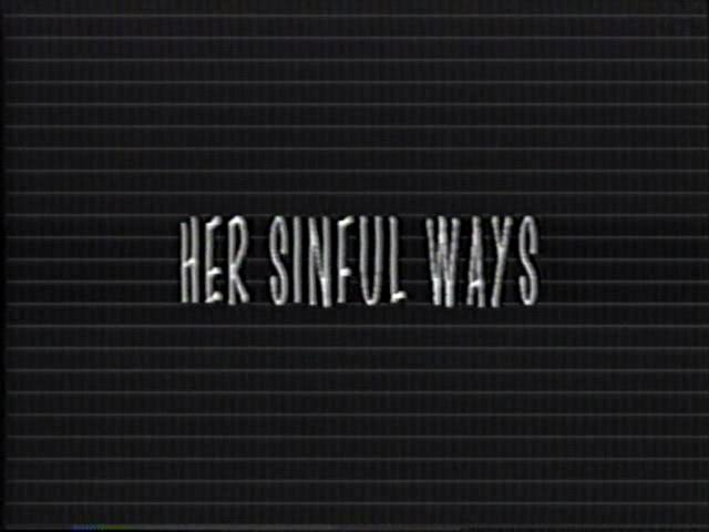 Her Sinful Ways - Easy Way Out