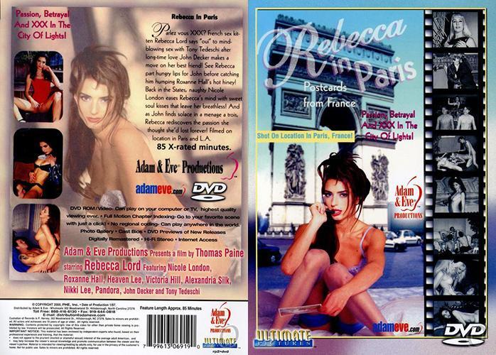Rebecca in Paris 1