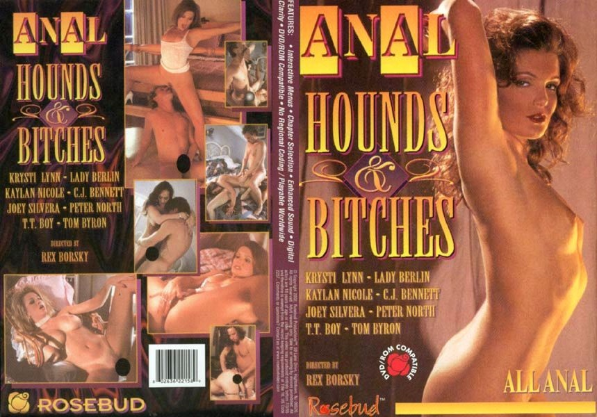 Anal Hounds and Bitches