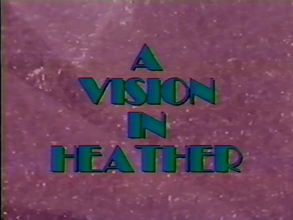 A Vision In Heather