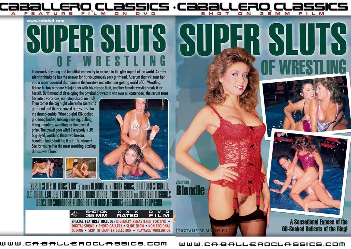 Supersluts of Wrestling