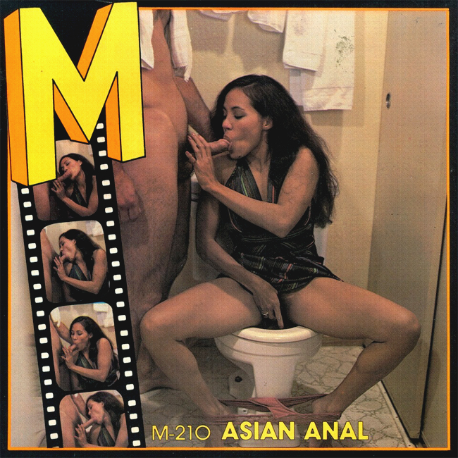 M Series 210 - Asian Anal