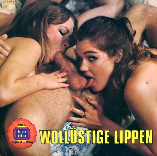 Love Film 730 - Wollustige Lippen