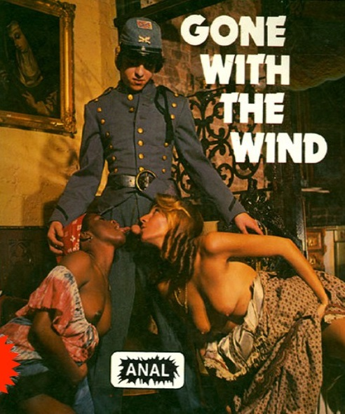 Fantasy Films 1 - Gone With The Wind (version 2)