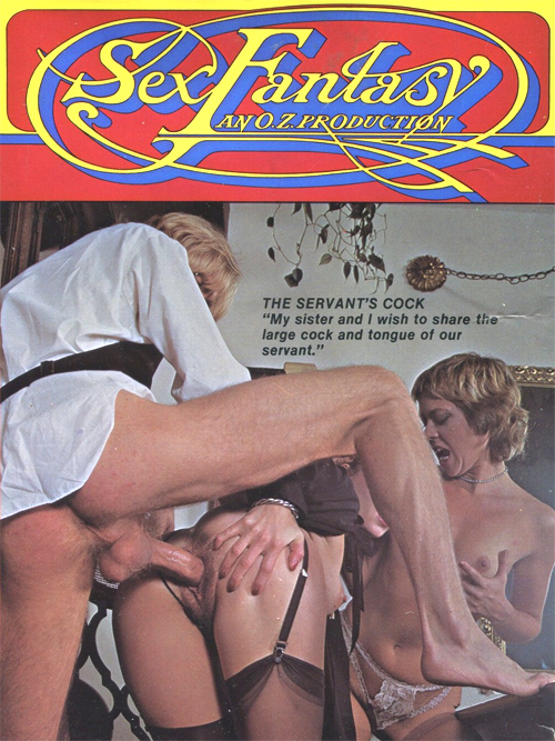Sex Fantasy 4 - The Servant's Cock