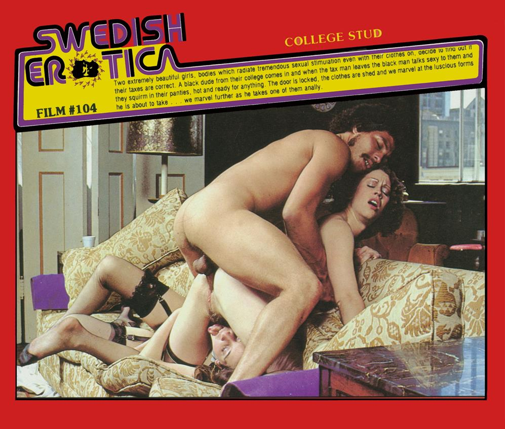 Swedish Erotica 104 - College Stud