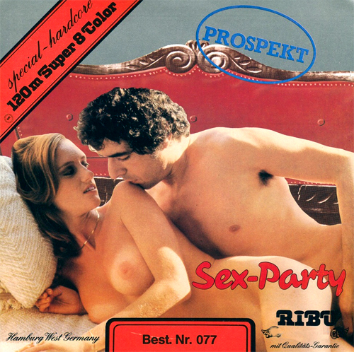 Ribu Aristokrat 77 - Sex-Party