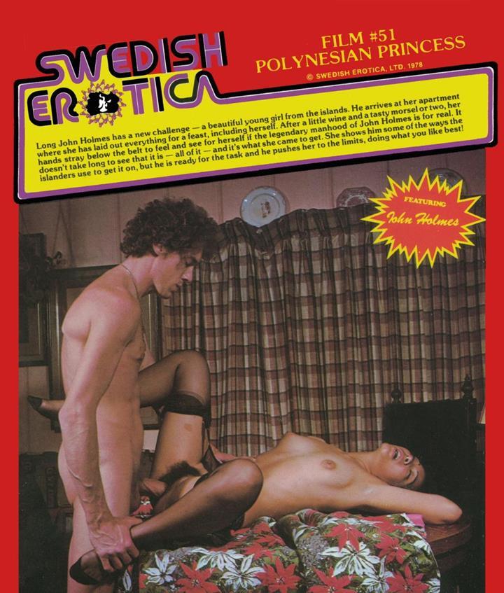 Swedish Erotica 51 - Polynesian Princess