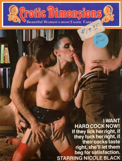 Erotic Dimensions 68 - I Want Hard Cock Now (version 2)