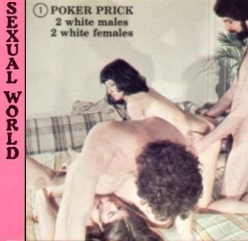 Sexual World 1 - Poker Prick