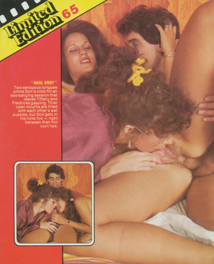 Limited Edition 65 - Anal Orgy