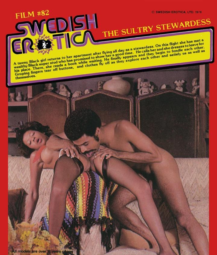 Swedish Erotica 82 - The Sultry Stewardess