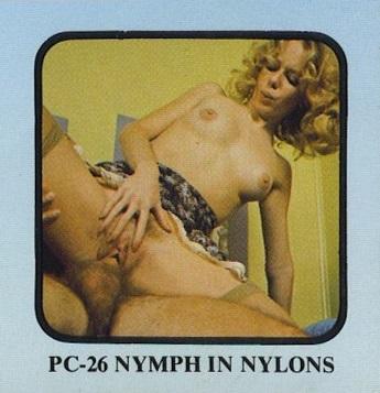 Platinum 26 - Nymph in Nylons