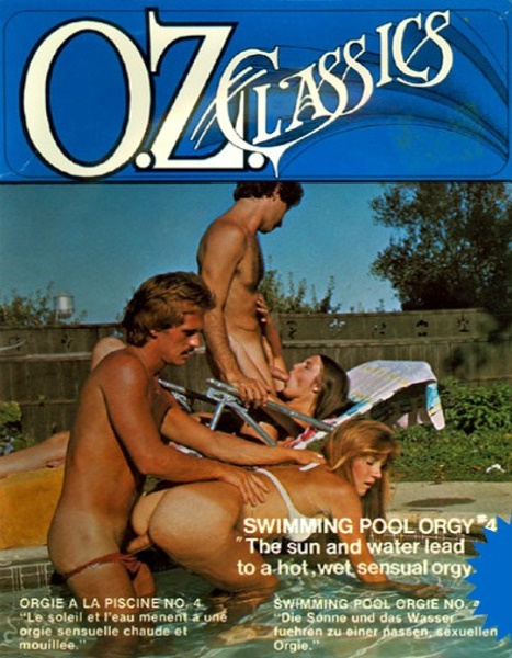 O.Z. Classics 4 - Swimming Pool Orgy