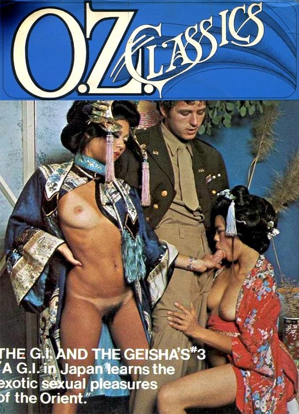 O.Z. Classics 3 - The G.I. and the Geisha's