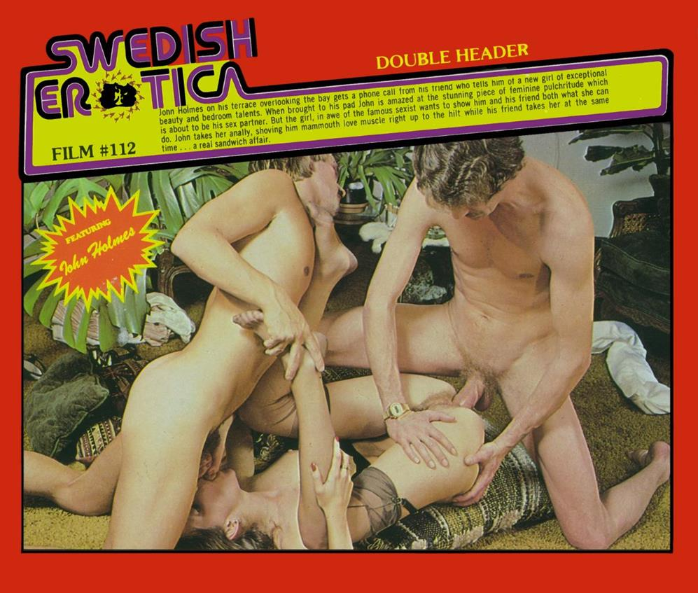 Swedish Erotica 112 - Double Header