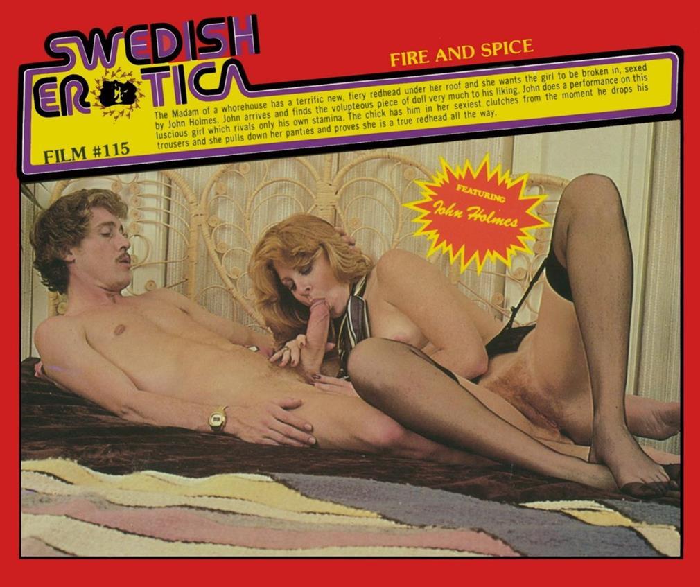 Swedish Erotica 115 - Fire And Spice
