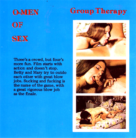 Omen of Sex - Group Therapy