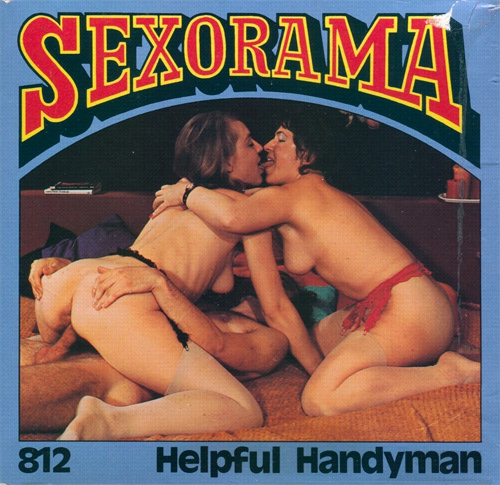 Sexorama 812 - Helpful Handyman