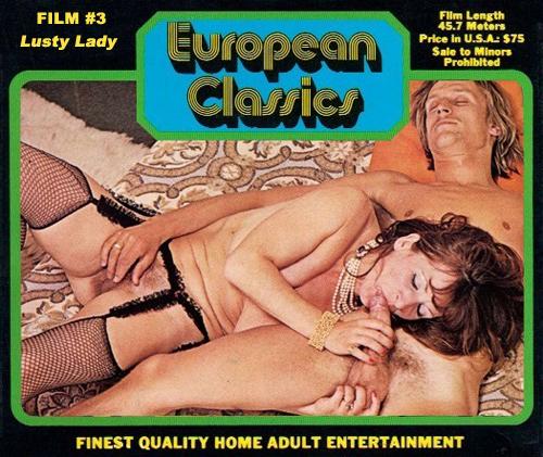 European Classics 3 - Lusty Lady