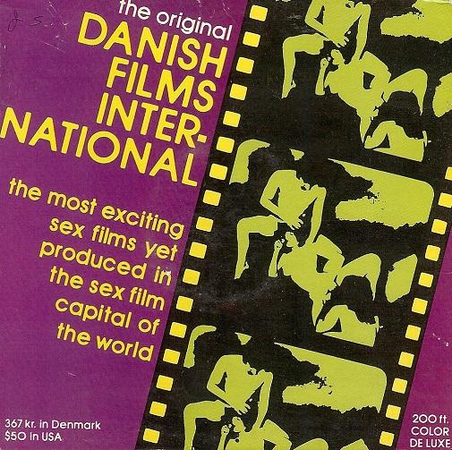 Danish International 4 - The Sensuous Model