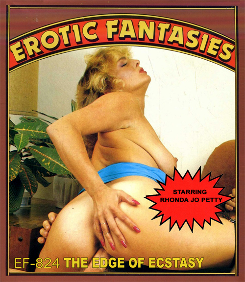 Erotic Fantasies 824 - The Edge Of Ecstacy