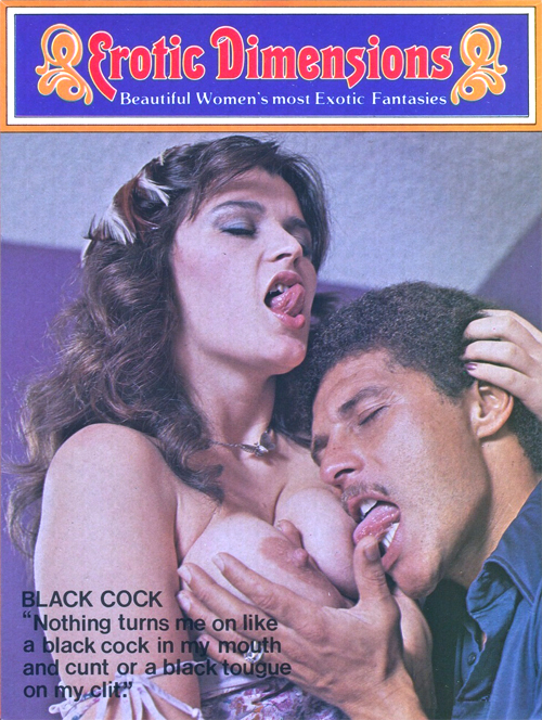 Erotic Dimensions 39 - Black Cock
