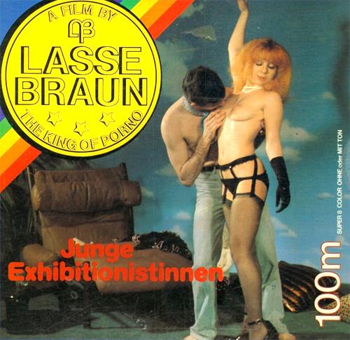 Lasse Braun Film 14 - Junge Exhibitionistinnen