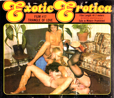 Exotic Erotica 17 - Triangle of Love