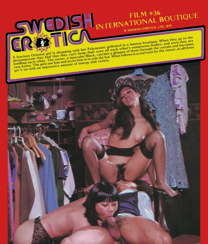 Swedish Erotica 36 - International Boutique