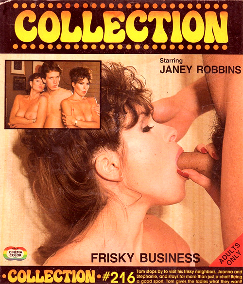 Collection Film 216 - Frisky Business