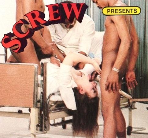 Screw 62 - Tina's Sex Ward
