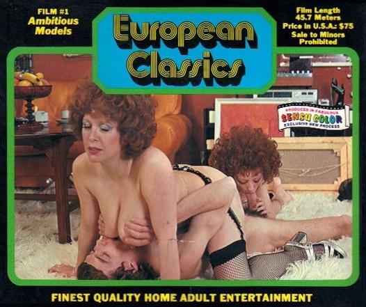 European Classics 1 - Ambitious Models