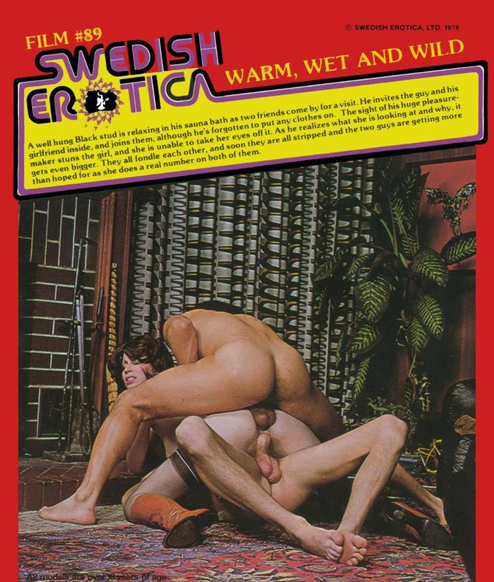 Swedish Erotica 89 - Wet, Warm & Wild