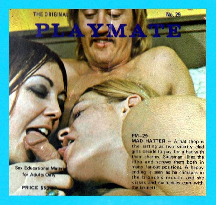 Playmate Film 29 - Mad Hatter