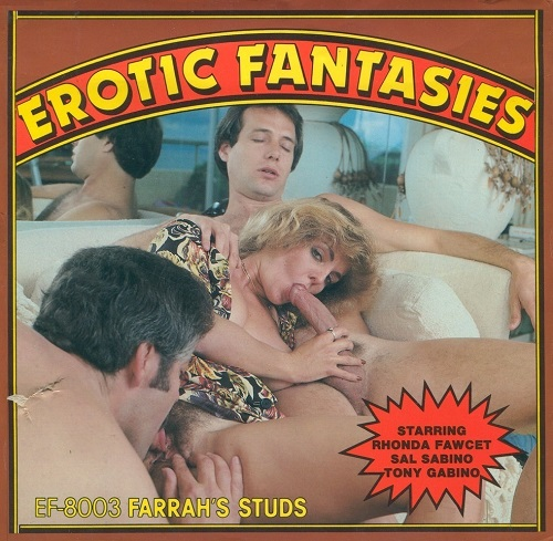 Erotic Fantasies 8003 - Farrah's Studs