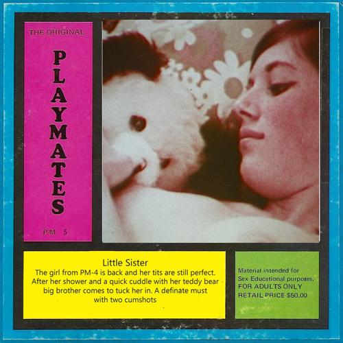 Playmate Film 5 - My Teddy Bear