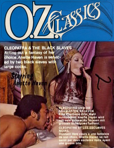 O.Z. Classics 15 - Cleopatra & The Black Slaves