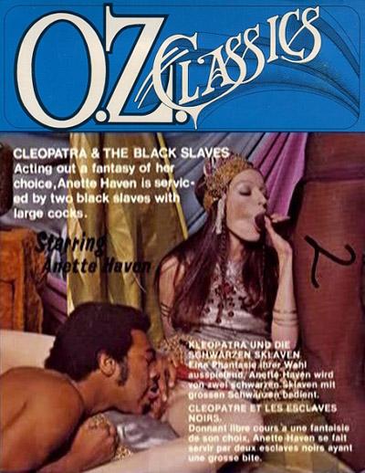 O.Z. Classics 15 - Cleopatra & The Black Slaves