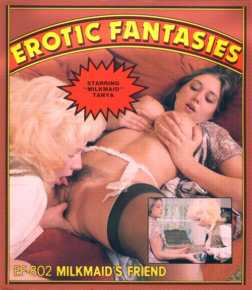 Erotic Fantasies 802 - Milkmaids Friend