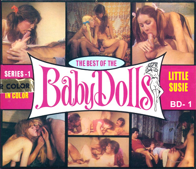 Baby Dolls 1 - Little Susie