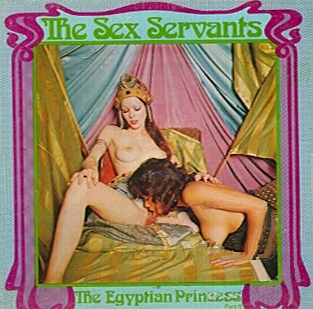 The Sex Servants - Egyptian Princess (version 2)