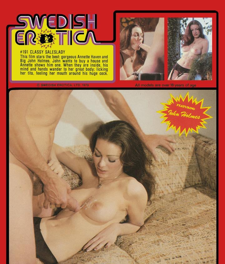 Swedish Erotica 191 - Classy Saleslady