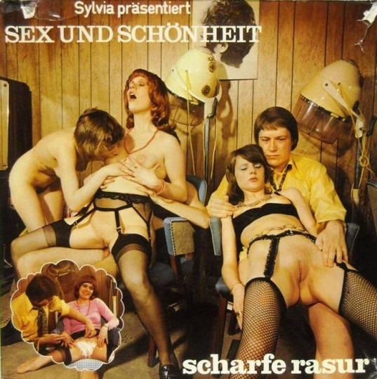 Sylvia Sex Und Schonheit 2 - Scharfe Rasur