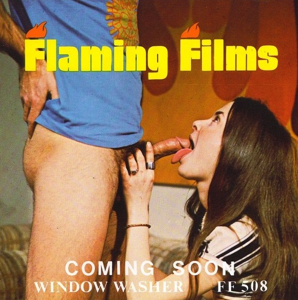 Flaming Film 508 - Window Washer